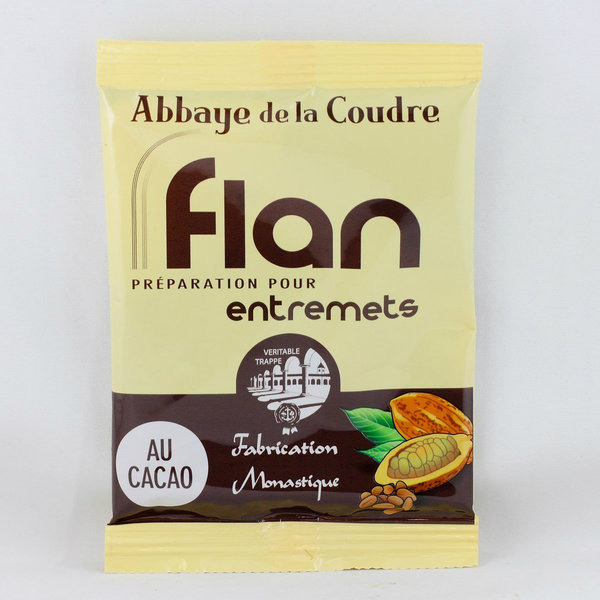 AC02CA ENTREMETS FLAN CACAO 45G