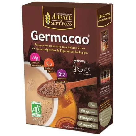 SF17 GERMACAO BIO 250G