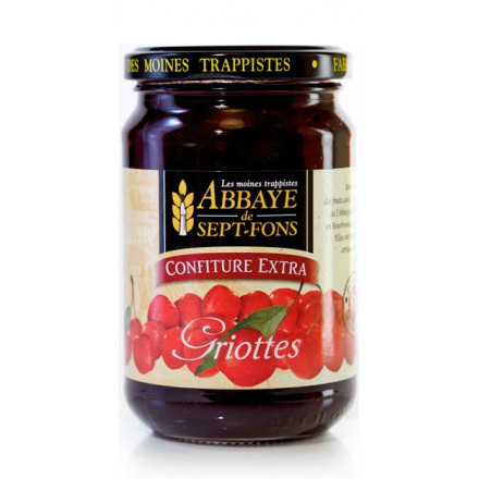 SF51 CONFITURE EXTRA GRIOTTES 370G