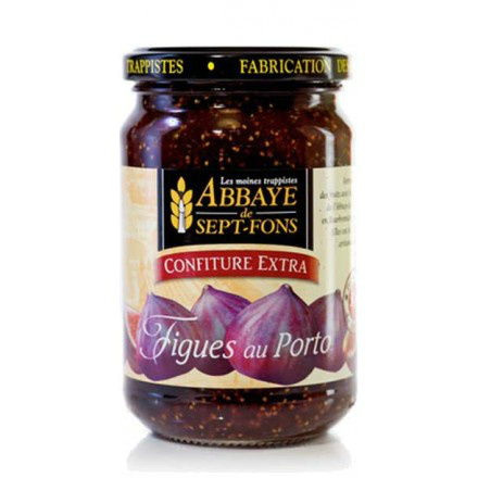 SF52 CONFITURE EXTRA FIGUES AU PORTO 370G